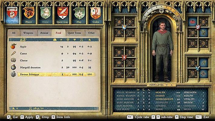 Kingdom Come: Deliverance - как сохранить игру