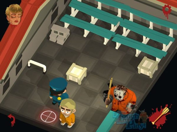 Прохождение Friday the 13th: Killer Puzzle - Изоляция