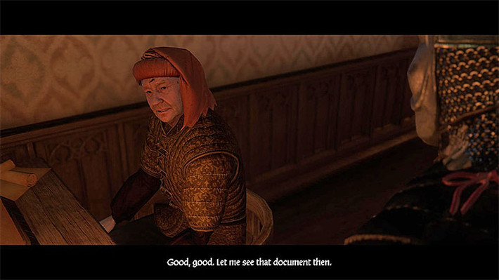 Kingdom Come: Deliverance Solution - From the Ashes