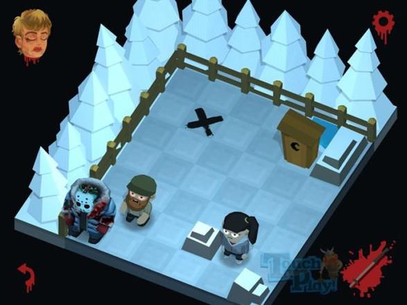 Прохождение Friday the 13th: Killer Puzzle - Зимние убийства