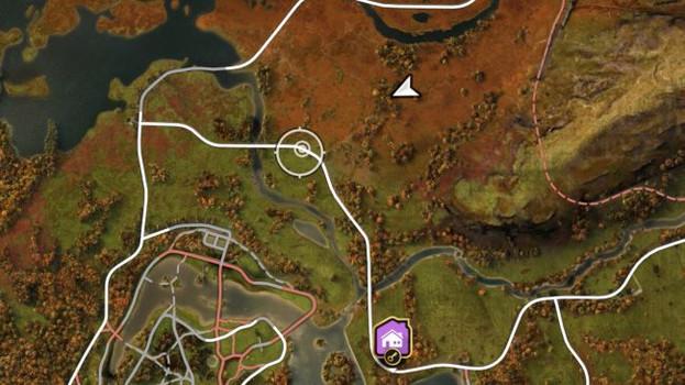 Forza Horizon 4 - где найти все сараи с раритетными авто