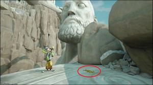Kingdom Hearts 3 - где найти золотые фигурки Геркулеса на Олимпе