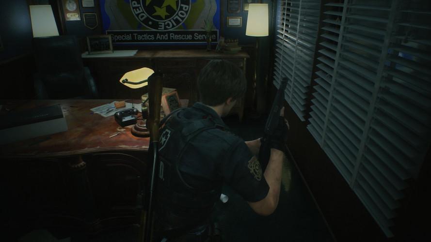 Resident Evil 2 Remake - где найти тайники с улучшениями для оружия