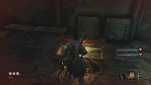 Sekiro: Shadows Die Twice - как найти и использовать Воду Дворца