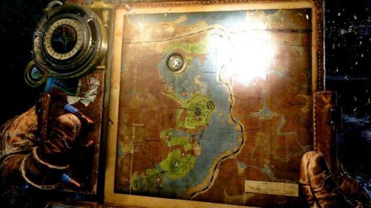 Metro Exodus - как найти бензобак и включить генератор на плотине в Та