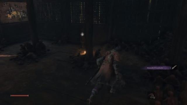 Sekiro: Shadows Die Twice - как найти и использовать колокольчик Юного