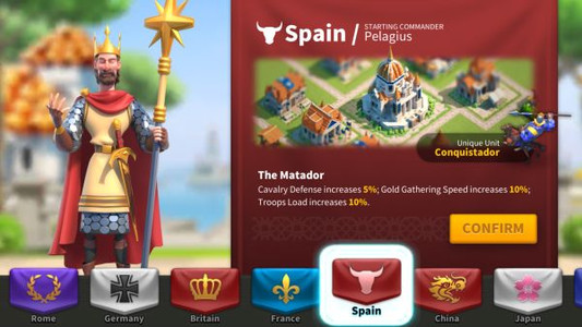 Rise of Kingdoms - лучшая нация/цивилизация