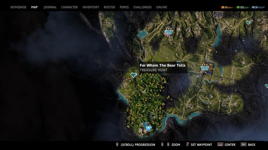 Far Cry New Dawn - как найти сокровища и решить головоломки