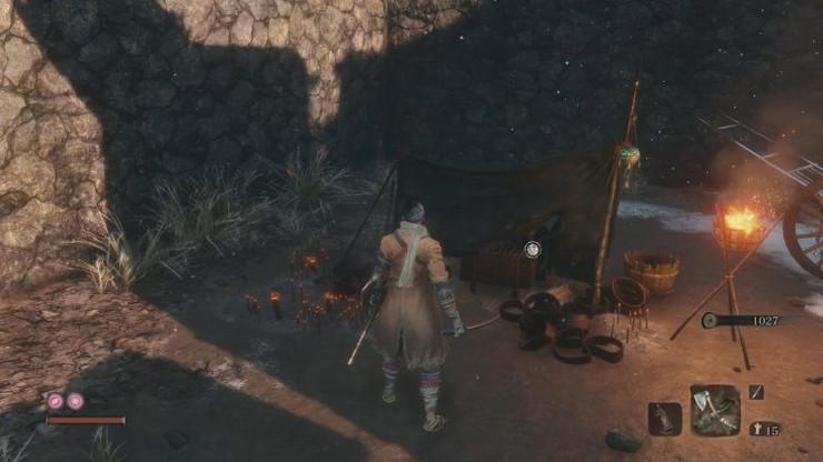 Sekiro: Shadows Die Twice - где найти семена тыквы