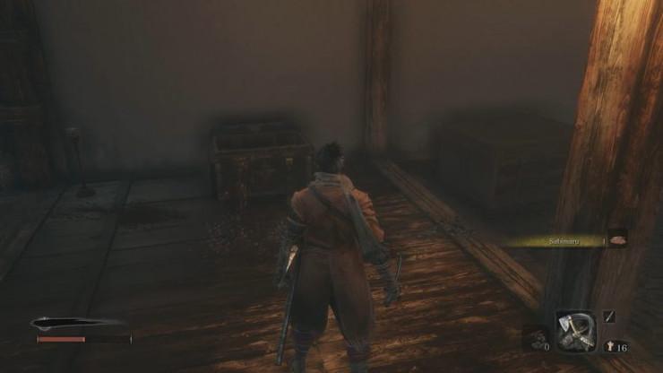 Sekiro: Shadows Die Twice - где найти инструменты для протеза