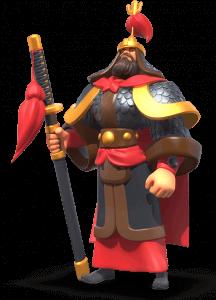Rise of Kingdoms - лучшие эпические командиры