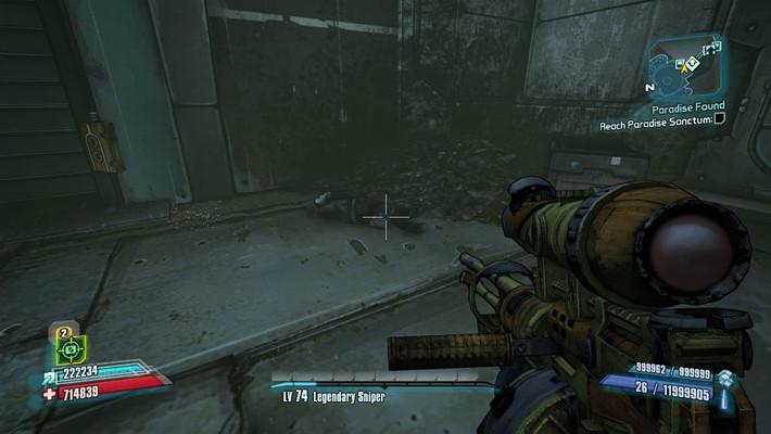 Borderlands 2 - как получить легендарный пистолет Гектора