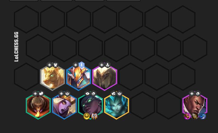 Teamfight Tactics - лучшие комбо-сборки героев (патч 10.1)