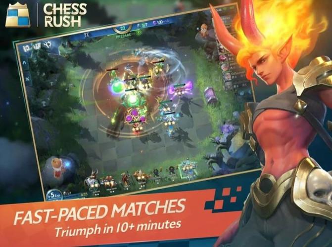 Chess Rush - лучшие герои и комбо