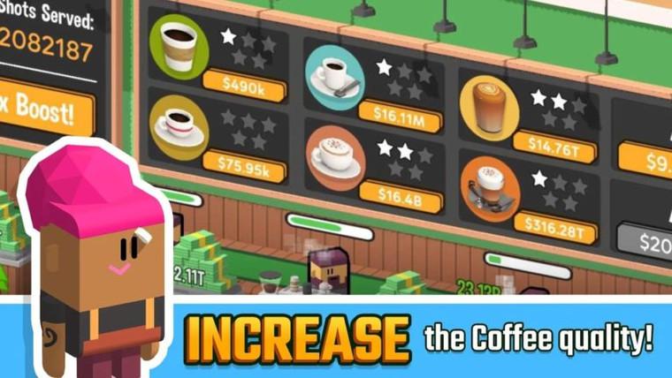 Idle Coffee Corp - гайд и советы по созданию идеального кафе