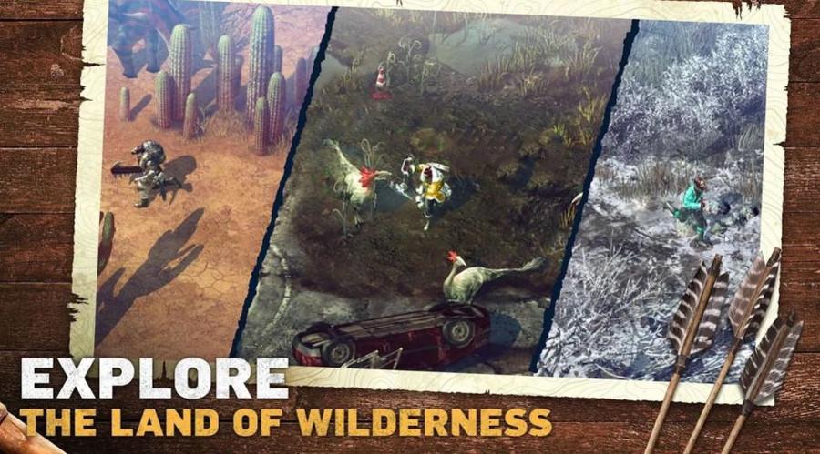 Durango: Wild Lands - какой остров выбрать, Прирученный или Цивилизова