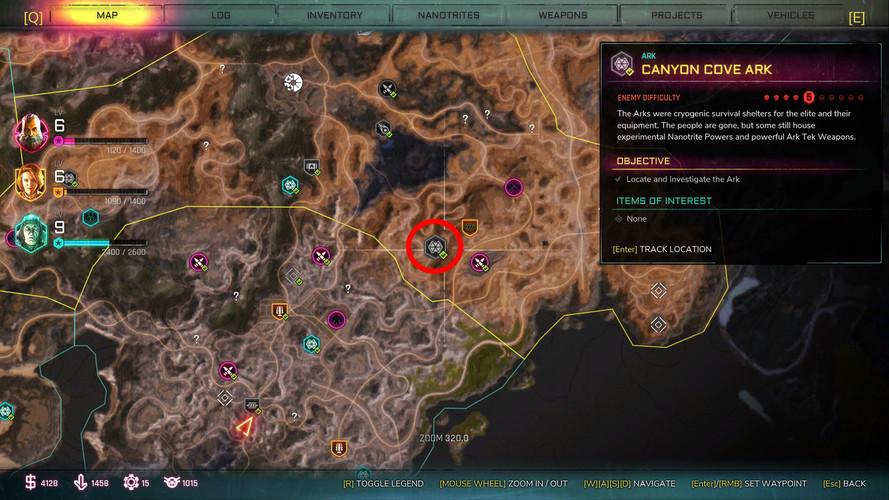 Rage 2 - где найти все Ковчеги
