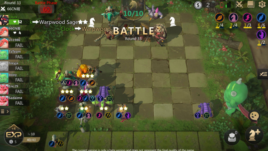 Auto Chess Mobile - стратегии и тактики