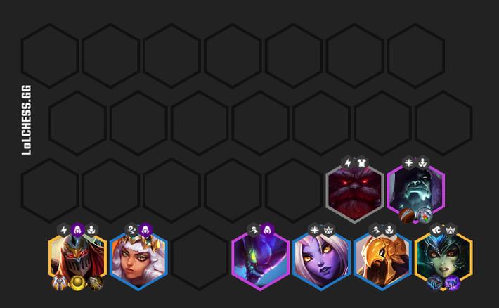 Teamfight Tactics - лучшие комбо-сборки героев (патч 9.24)