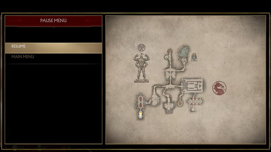 Mortal Kombat 11 - где найти все предметы в Крипте