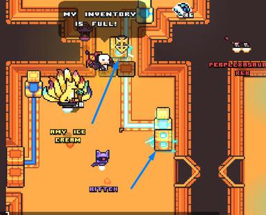 Forager - прохождение подземелий