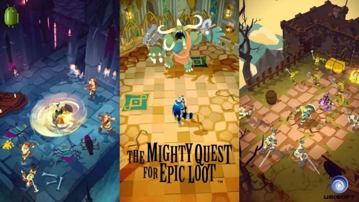 The Mighty Quest - лучшие навыки и таланты