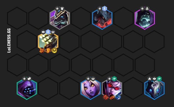 Teamfight Tactics - лучшие комбо-сборки героев (патч 9.22)