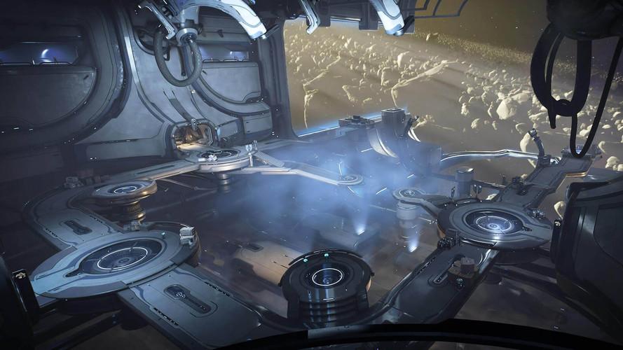 Warframe - как начать Восходящий прилив и создать корабль Рейлджек