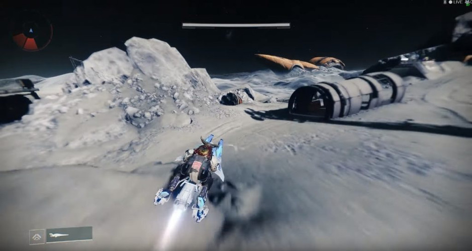 Destiny 2: Shadowkeep - где найти мертвых призраков на Луне