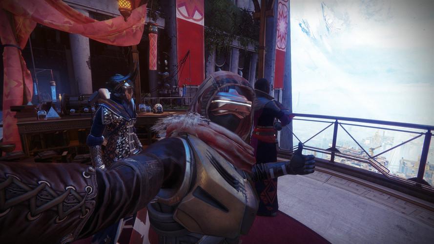 Destiny 2 - как начать Наступление Вексов и найти Зоны вторжения