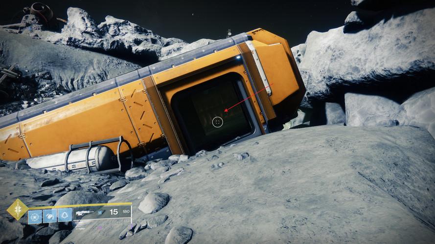 Destiny 2: Shadowkeep - где найти сундуки на Луне