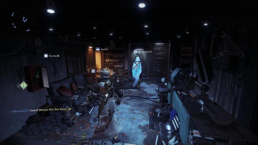 Destiny 2 - как получить лук Дыхание Левиафана