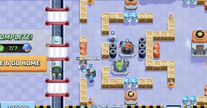 Rush Wars - лучшая расстановка базы на всех картах