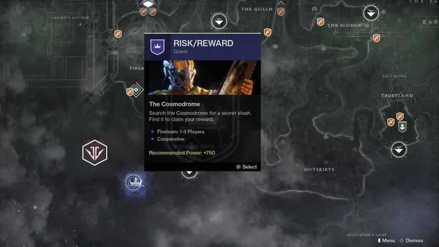 Destiny 2: Shadowkeep - как получить пистолет-пулемет Анализатор риско