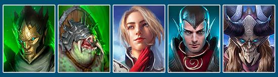 Raid: Shadow Legends - лучшие команды/сборки героев