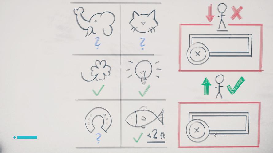 Control - как решить головоломки и загадки