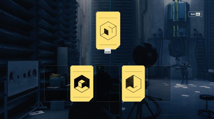 Control - как решить головоломки