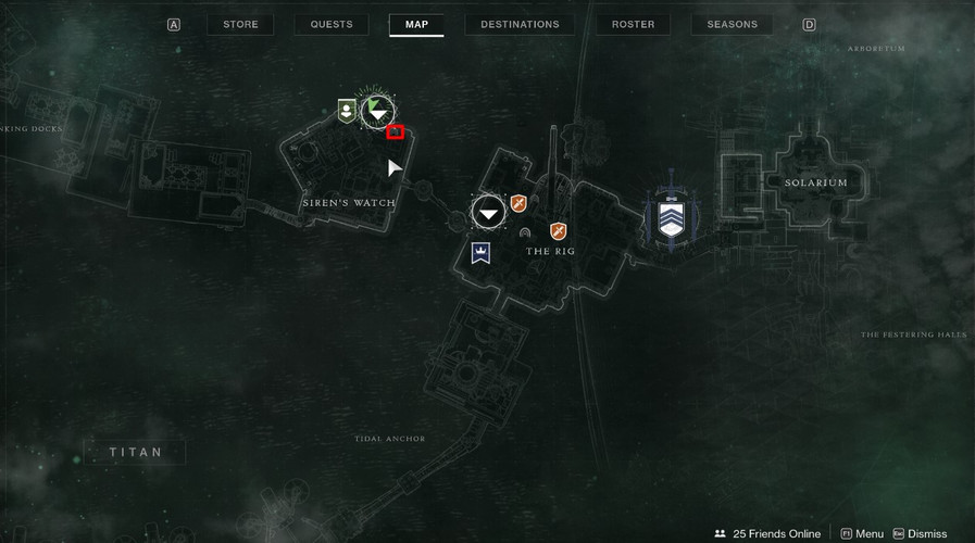 Destiny 2 - прохождение поручения Память об Омаре Ага