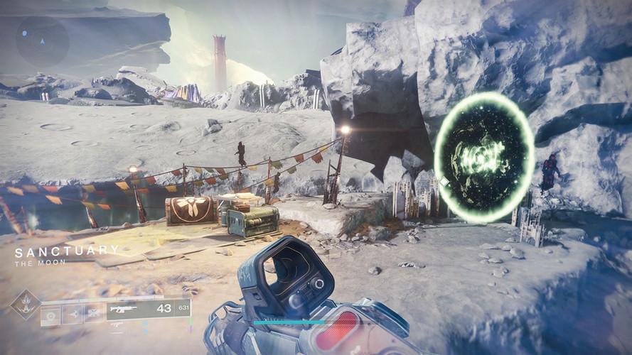 Destiny 2 - как получить ракетницу Приносящая смерть