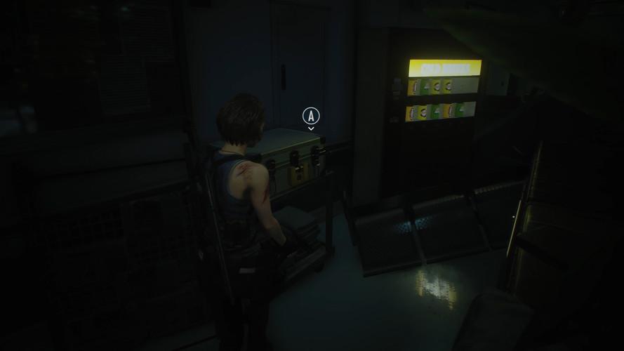 Resident Evil 3 Remake - где найти ящики (сейфы)