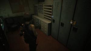 Resident Evil 3 Remake - где найти шкафчики