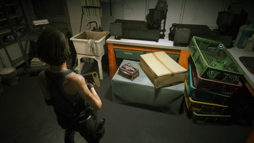 Resident Evil 3 Remake - как решить головоломки