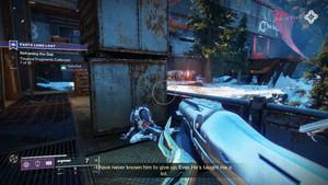 Destiny 2 - как получить пистолет Руины Дьявола