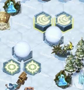 AFK Arena - прохождение путешествия Морозный простор