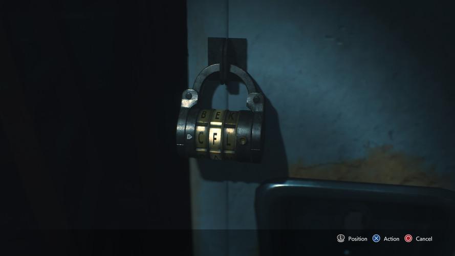 Resident Evil 3 Remake - коды от сейфов