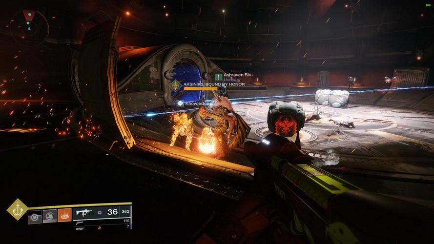 Destiny 2 - как получить винтовку Бастион