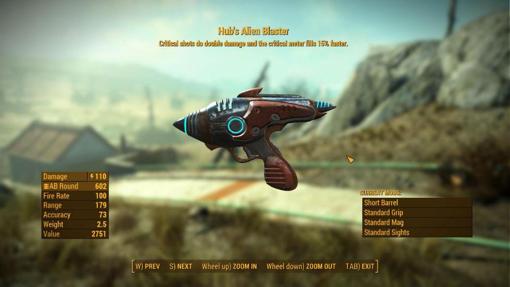 Fallout 4: Nuka-World. Как получить новое оружие