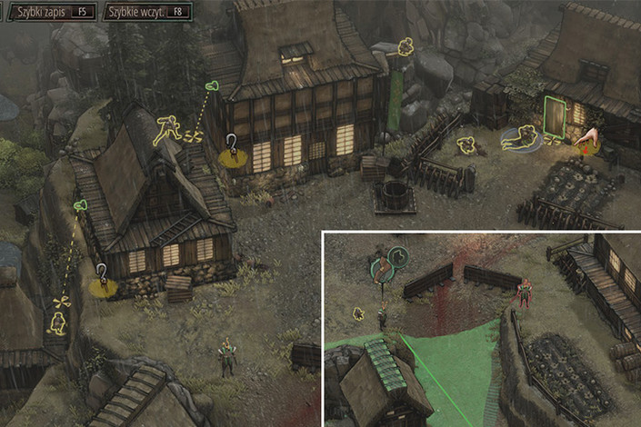 Shadow Tactics: Blades of the Shogun