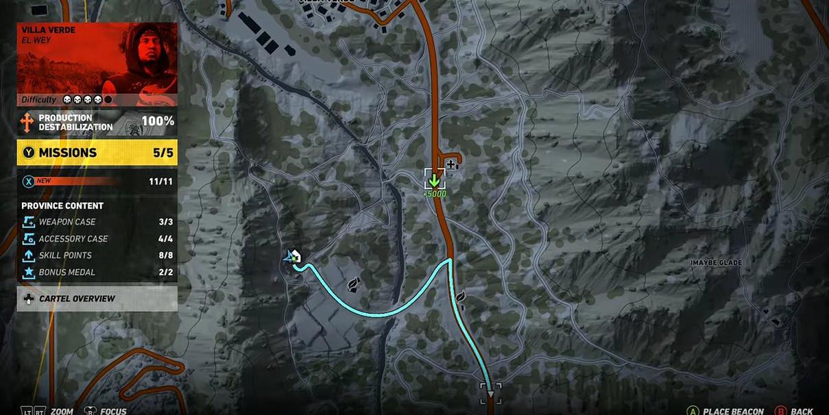 Гайд Ghost Recon: Wildlands. Бесконечные ресурсы