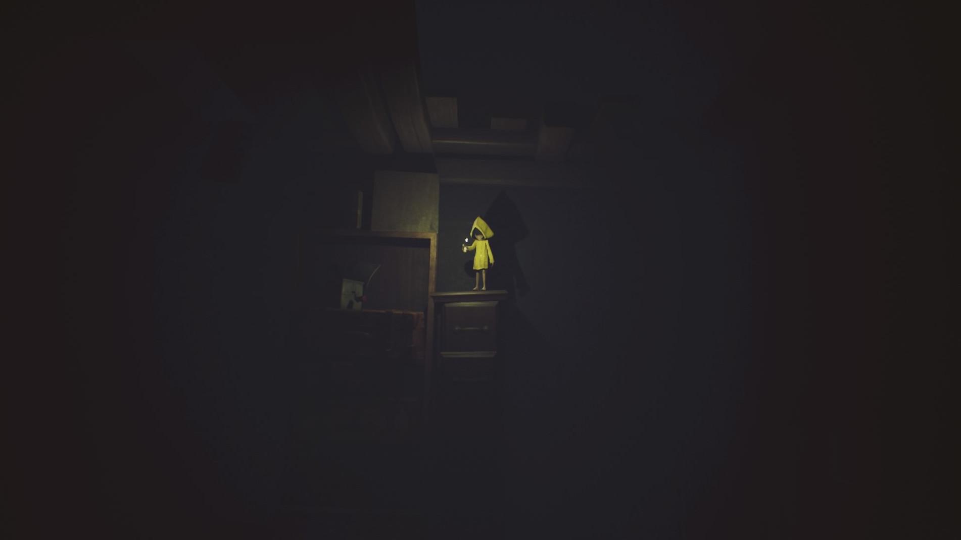 Прохождение Little Nightmares. Вход в Логово